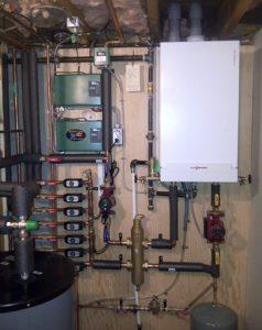 Boiler Heating System